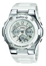 Casio Baby-G Damen Uhr BGA-110-7BER weiss silber