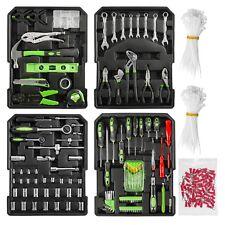 650-tlg. Werkzeugset Mischwerkzeug Werkzeug Set Heimwerkerset OHNE KOFFER B-Ware