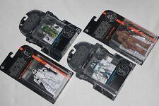 "4x Star Wars The Black Series 3.75"" brevetés figures Merumeru + THE CLONE WARS NEUF"