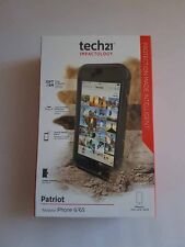 Tech21 Patriot Impact Resistant Protective Case For iPhone 6/6s - Black