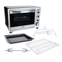 Cook's Essential Precision Oven With Accessories (Platinum, Re-Manufactued