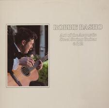 Robbie Basho Art of the Acoustic Steel String Guitar 6 & 12 Vinyl LP Record NEW!