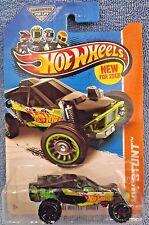 2013 Hot Wheels #94/250 HW Stunt Team Hot Wheels Buggy  Black Color Variation
