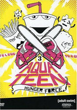 Aqua Teen Hunger Force - Vol. 3  (DVD 2 disc)  NEW sold as is