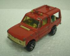 Modellauto Majorette No.246 Range Rover 1:60