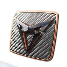 Emblem Folie Cupra Ateca Folie Emblem Set Schwarz Glanz Aufkleber Cover K110