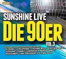 Sunshine Live-Die 90er Vol.3 von Various Artists (2016)