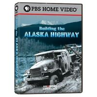 American Experience: Building the Alaska Highway [New DVD]