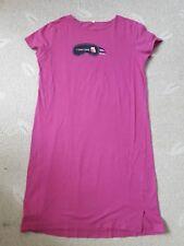 Chemise de nuit rose, taille S, Parfait état