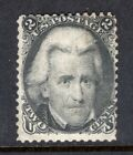 US Stamp 1861-66, 2c Jackson, Scott #73, Used, Very Light Cancel
