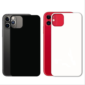 Front and Back 10d Full Tempered Glass Protector for iPhone 12 Mini Pro Max 11