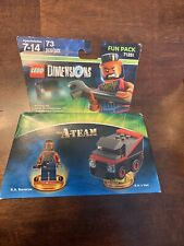 Lego Dimensions The A-Team Fun Pack 71251 new