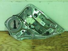 MERCEDES C300 W204 C250 PASSENGER REAR DOOR WINDOW GLASS REGULATOR MOTOR OEM  N