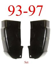 93 97 Ranger Regular Cab Corner Set, Ford 2 Door Regular Cab, 1991-115, 1991-116