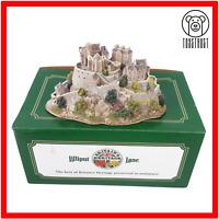 Lilliput Lane Edinburgh Castle L2247 Britains Heritage Boxed Deeds Handmade 1998