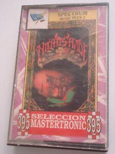 JUEGO ORIGINAL NIGHTSHADE ULTIMATE PLAY THE GAME DRO EDICION ESPAÑOLA SPECTRUM