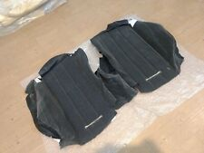 BMW 7 E32 Seat cloth ,Cover backrest cloth ,new, COLOR CODE:0424ANTHRAZ.91
