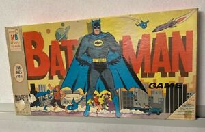 Batman board game 1966