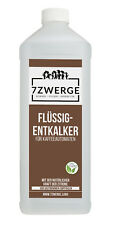 Entkalker 1000ml Kaffeevollautomat Kaffeemaschinen Universal Kalk Entferner