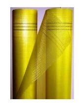 (GP.1,20€/m²) 25 qm VWS-Gewebe Armierungsgewebe  WDVS Putzgewebe Gelb Armierung
