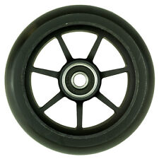 ETHIC INCUBE SCOOTER WHEEL Set (2) 100mm BLACK/BLACK - FREE EXPRESS SHIPPING