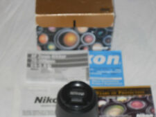 Nikon AF Zoom Nikkor 70-300mm f/4-5.6 G lens In Original Box with all Paperwork