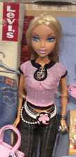 My Scene Shopping Spree Barbie doll NRFB Levi's