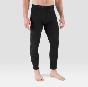 Men's Terramar wilder collection  heavyweight thermal pants 3.0 Black Size L