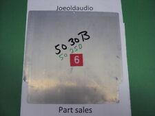 Marantz 5225B/5030B Cassette Deck Bottom Access Panel. Parting Out 5220/5020.