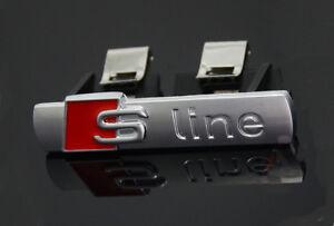 S Line Badge Original OEM Front Grill Emblems Decal Badges All Model