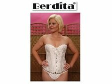 Polyester Bridal Strap Boned Basques & Corsets for Women
