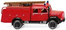 WIKING 0863 37 H0 / 1:87, Feuerwehr - TLF 16 (Magirus), Modellpflege 08/2019