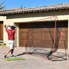 GoSports Golf Practice Hitting Net Huge 10' x 7' Indoor Outdoor Driving