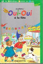 OUI-OUI  La bibliothèque Hachette des petits     6 livres