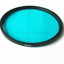 82mm IR Cut Filter Glass QB39 BG39 eliminate the red light for color correction