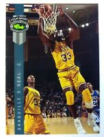 1992 Classic Four Sport Draft Picks C3 Members Only Shaquille O'Neal #PR1, Rare