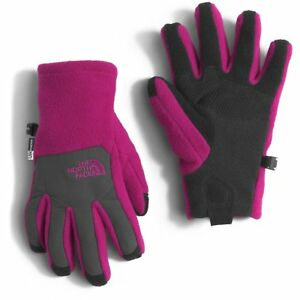 THE NORTH FACE YOUTH DENALI Etip  Gloves Style NF0A2T85JD8