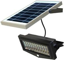 Bright Spark Solar - BS4103 - Solar Led Outdoor Floodlight, 1000 Lumens