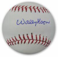 Wally Moon Hand Signed Auto Official MLB Baseball Los Angeles Dodgers ROY JSA