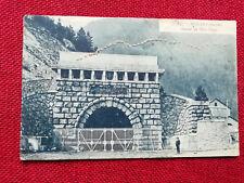 Modane - Tunnel du Mont Cenis