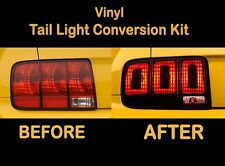 2005 2006 2007 Ford Mustang Tail Light Conversion Kit to 2013 Roush V6 V8