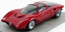 Alfa Romeo 33.2 Special Pininfarina 1969 Red Aiq Scale Models 1:18 AIQ001R Model