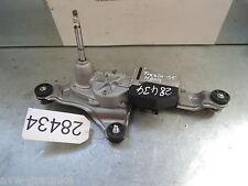 Heckwischermotor Subaru Trezia BJ.2011 56000km 85130-52210 259600-2301
