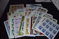 Asien Sammlung, über 100 verschiedene Blöcke, ehemaliger Katalogwert DM 1000