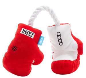 Bark Throwin Munches Dog Toy Fluff Fitness Toy Heavy Hitter Great for Tug-O-War