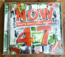 NOW THAT'S WHAT I CALL MUSIC 47 CD - 42 TOP CHART HITS