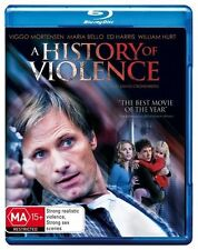 A History Of Violence (Blu-ray, 2009)