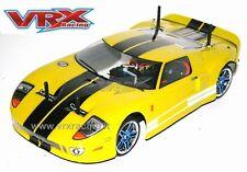 X-RANGER GT BRUSHLESS BATTERIA LIPO 7,4V RADIO 2.4 + KIT LUCI 1:10 4WD VRX 1026Y