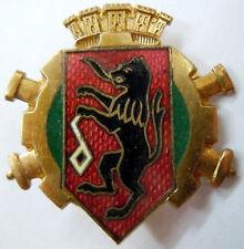 Insigne 1939 Parc Artillerie 1° RM DOUAI  Fab. Aubert ORIGINAL WWII