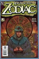 Reign of the Zodiac #1 2003 Keith Giffen Colleen Doran Tony Harris DC Comics